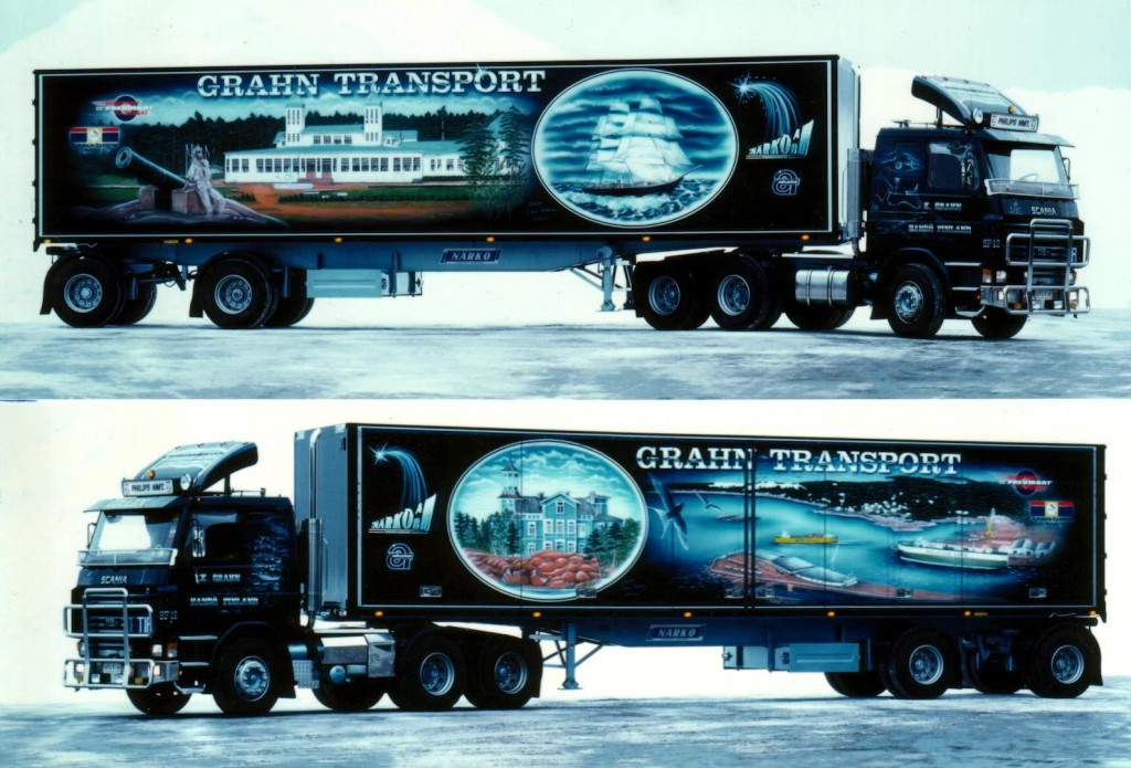 Grahn Transport 2