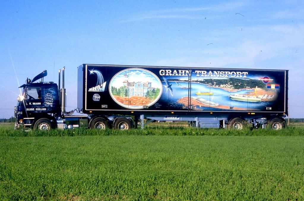 Grahn Transport 1984